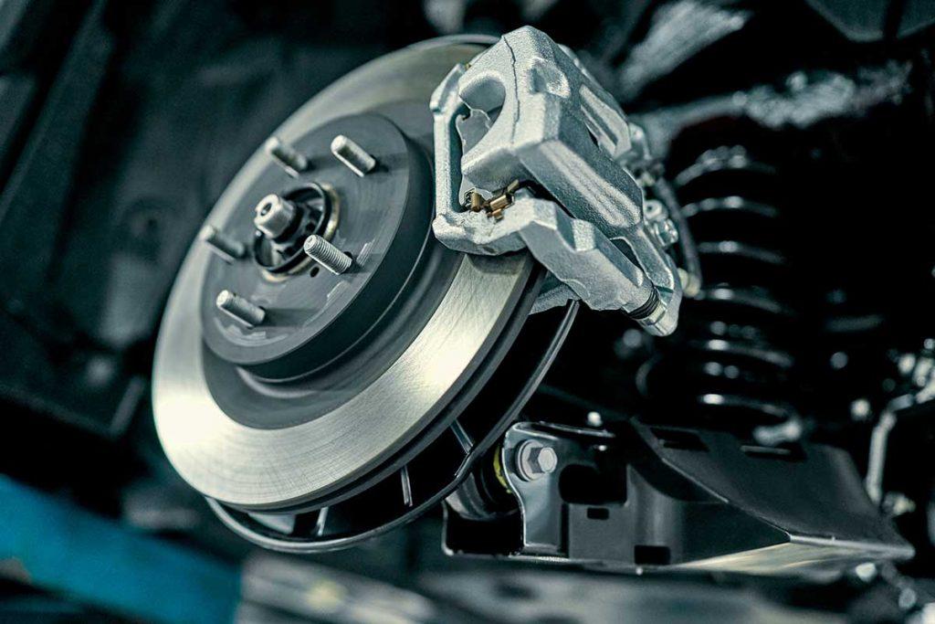 Break Repair Rotor