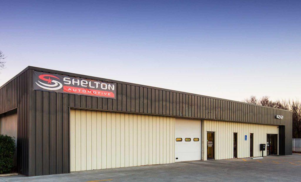 Shelton Automotive Shop