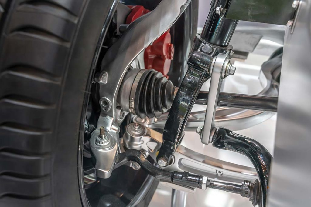 Steering and Suspension Joint